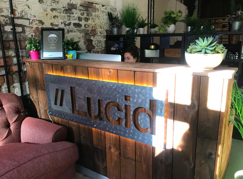 Lucid Games reception