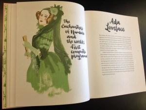 Ada Lovelace illustration